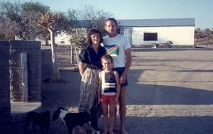The Gariganus family